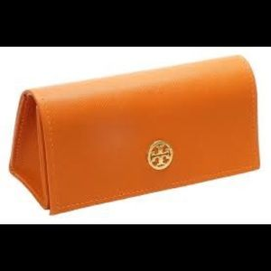 Authentic Tory Burch Sunglass Case never used!